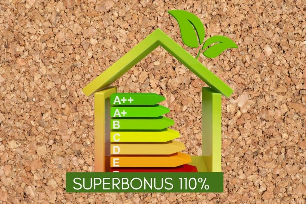 Superbonus 110% e sughero